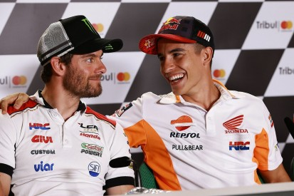 Cal Crutchlow and Marc Marquez targeting more neutral Honda in 2018