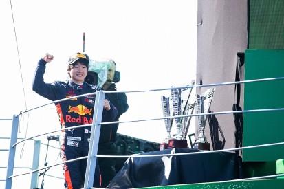 Red Bull F1 junior Tsunoda favourite for leading F2 seat in 2020