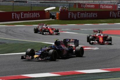 Carlos Sainz Jr reprimanded for pre-Spanish GP pit incident