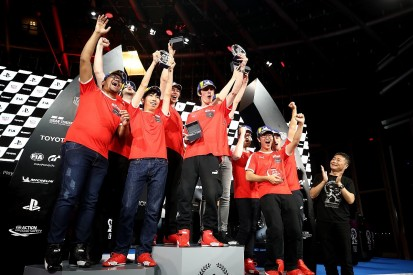 Mercedes first to win back-to-back Grand Turismo World Tour finals