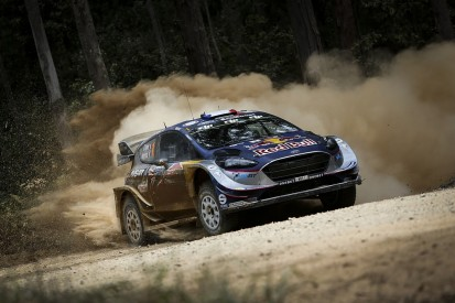 Volkswagen's Sven Smeets says M-Sport kept the WRC alive
