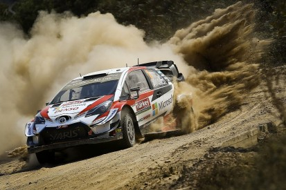 WRC title blow for Toyota and Tanak as he retires in Turkey