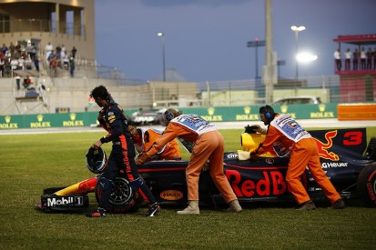 Red Bull suffered worst reliability it's had since 2006 in F1 2017