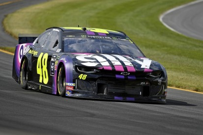 Seven-time champion Jimmie Johnson favours NASCAR stay beyond 2020