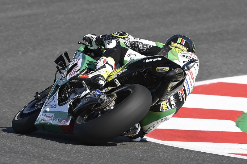 """""""Absolutely nowhere"""" Crutchlow facing MotoGP qualifying woe at Misano"""