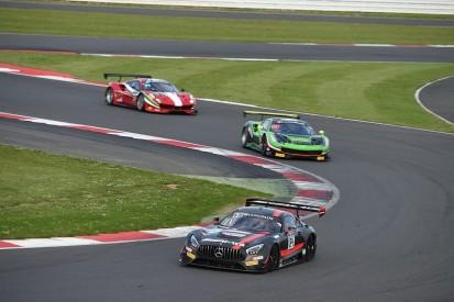 HTP Mercedes wins Silverstone Blancpain GT Endurance Cup race