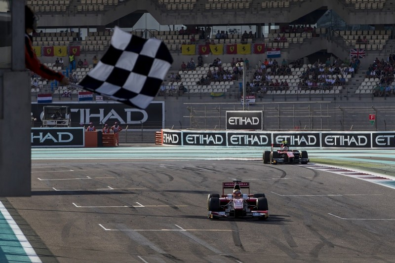 2018 Sauber F1 driver Leclerc: F2 season couldn't have ended better