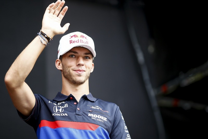 Gasly: Formula 1 Esports almost more exciting than real life