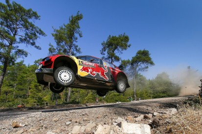 Lappi takes WRC Turkey lead for Citroen ahead of Mikkelsen