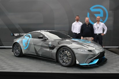 DTM squad R-Motorsport launches one-make Aston GT series