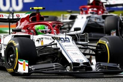 Alfa boss praises Giovinazzi's Monza comeback after late Spa crash