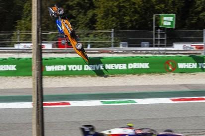 "FIA rules out ""kneejerk"" kerb changes after ""freak"" F3 Monza crash"