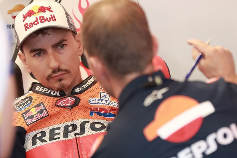 Lorenzo responds to Honda MotoGP boss's criticism