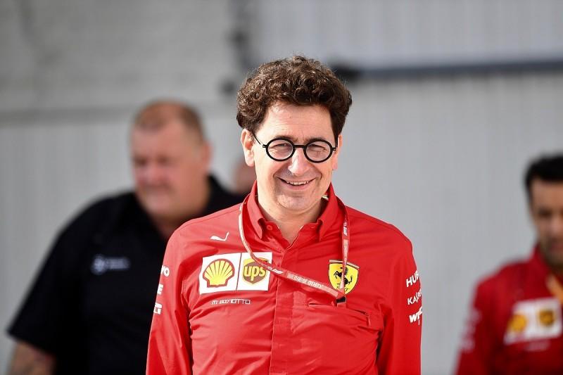 Ferrari: Standard parts in Formula 1 risk issues like Formula 2 clutch