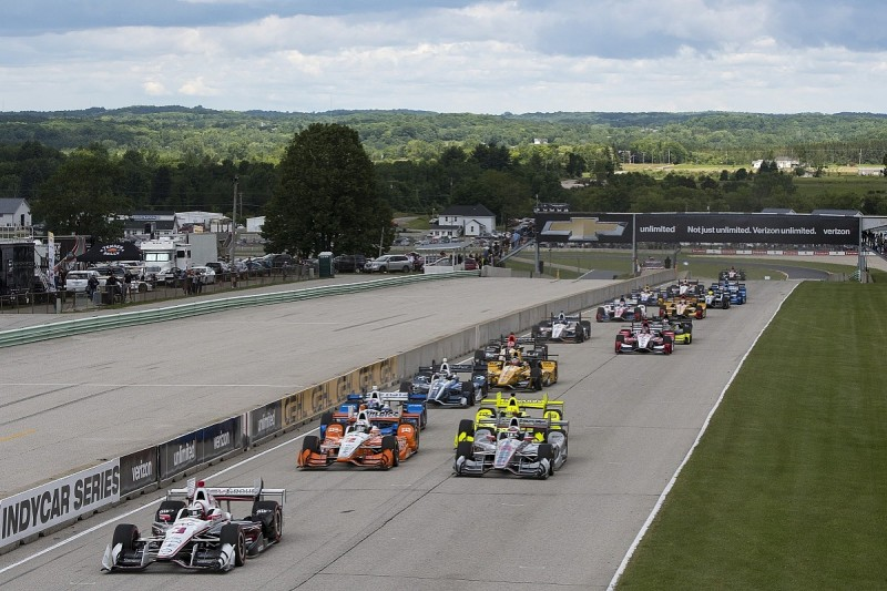 Third manufacturer a 'huge' priority for IndyCar