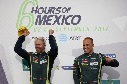 Thiim and Sorensen to race for TF Sport in British GT Championship