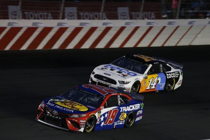 Bowyer still regrets not hitting Truex at NASCAR round in April
