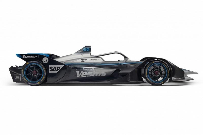 Mercedes launches FE team and reveals Vandoorne/de Vries as drivers