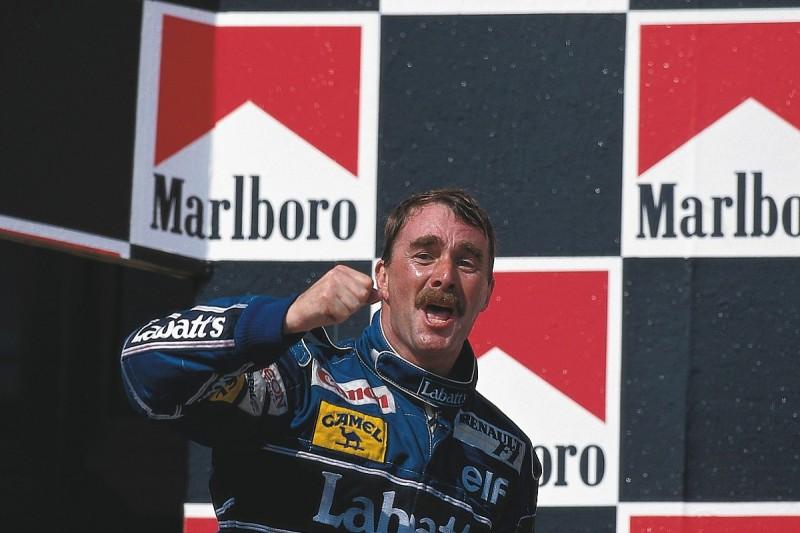 Autosport International star Nigel Mansell's top 10 racing moments