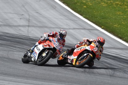 Marc Marquez would win MotoGP titles with Ducati - Max Biaggi