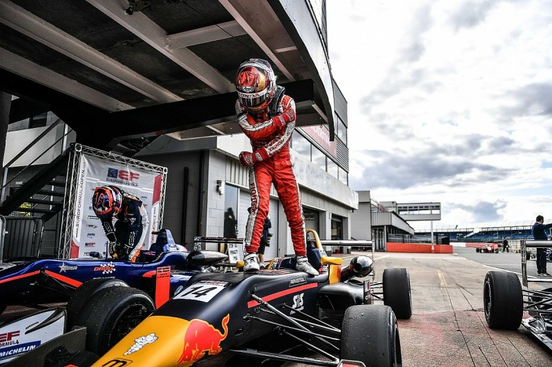 Honda junior Oyu tipped for 2020 European programme with Red Bull