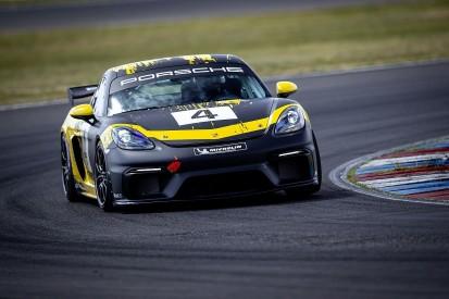 New Porsche series for GT4-spec Cayman to support BTCC, British GT