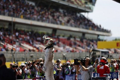 Lewis Hamilton grabs Spanish Grand Prix from Nico Rosberg