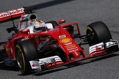 Vettel and Raikkonen mystified by Ferrari's poor Spain qualifying
