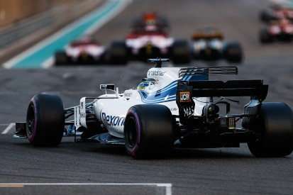 Formula 1 ended its 'grandmother' era in 2017 - Felipe Massa