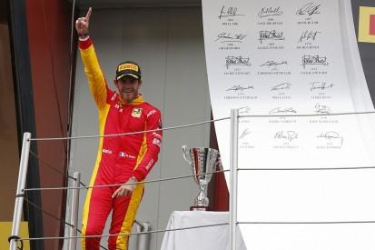 GP2 Barcelona: Norman Nato wins season opener