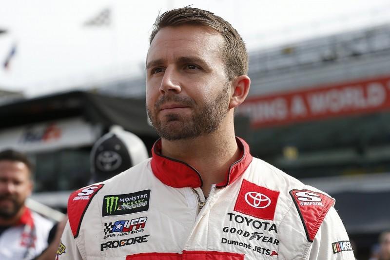 NASCAR lifeline for DiBenedetto at Wood Brothers as Menard retires