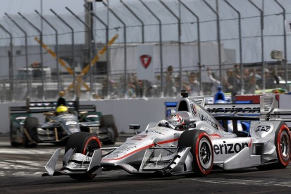 Newgarden feared Chevy/Penske would get 'whacked' in IndyCar 2017
