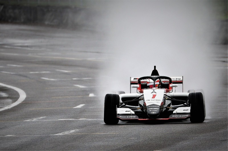 TRS's new 2020 car tests as Asian F3 calendar move creates rivalry
