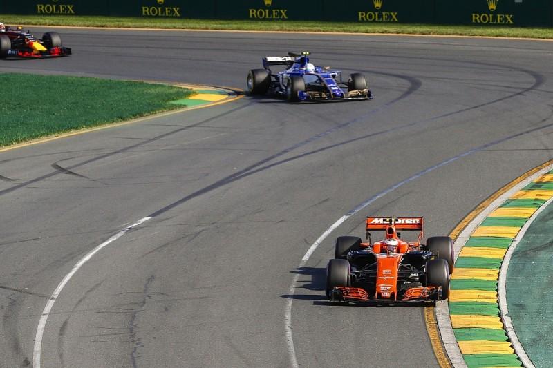 Stoffel Vandoorne: My early Formula 1 races weren't good enough
