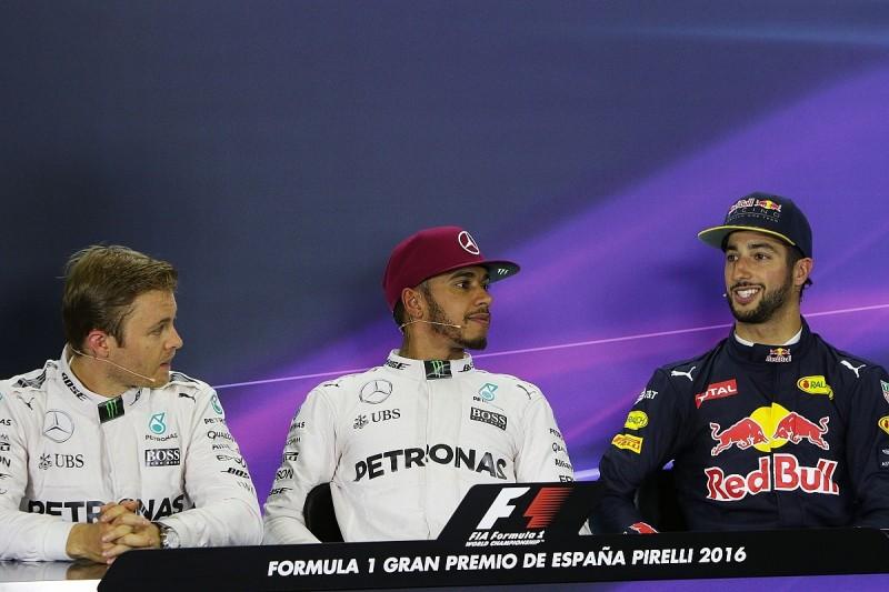 Spanish GP qualifying press conference full transcript