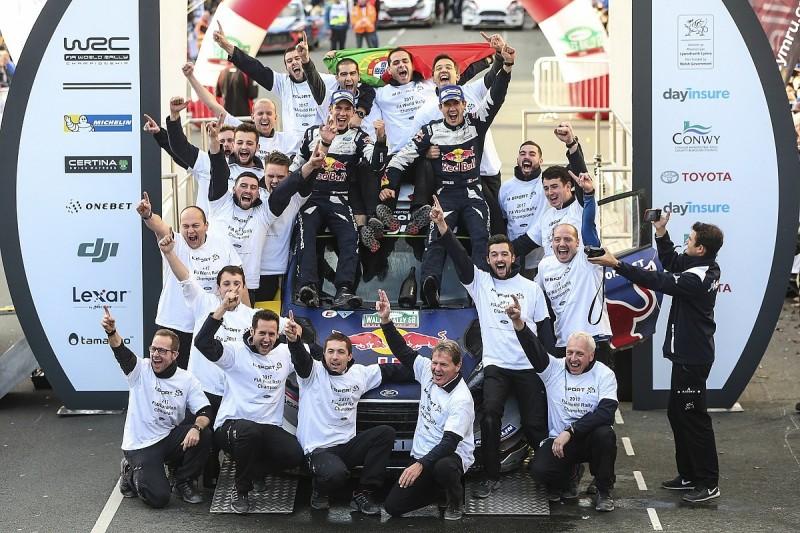 Winning WRC with M-Sport Ford changed perceptions - Sebastien Ogier