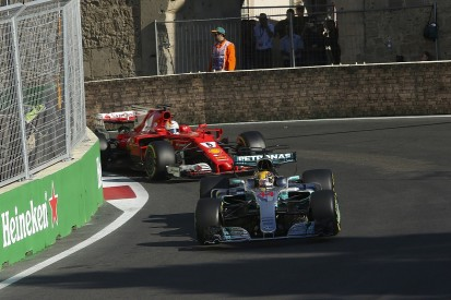 Aftermath of Hamilton Baku clash Vettel's 'worst feeling' of 2017