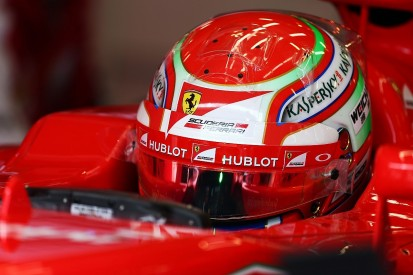 F1 testing runs with Ferrari and Manor for Fuoco and King
