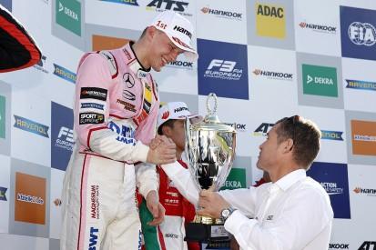 European F3 ace Maximilian Gunther gets Formula E test with Dragon