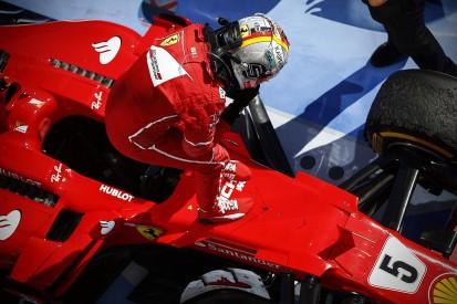 Ferrari's 2018 Formula 1 car passes FIA frontal crash tests