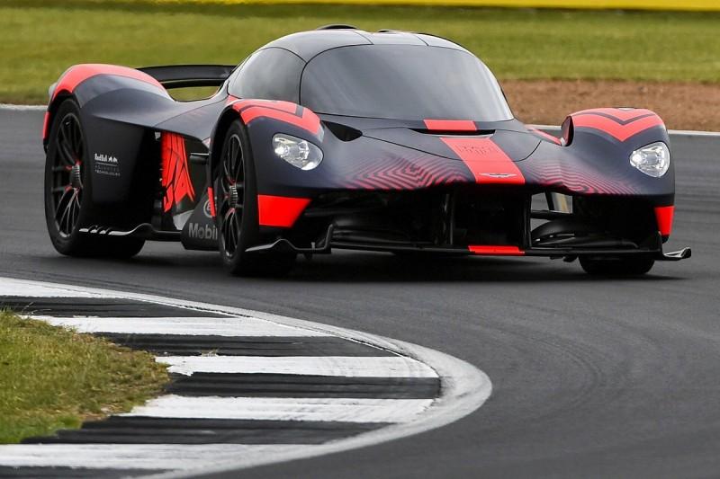 Aston Martin Valkyrie WEC hypercar won't use hybrid tech