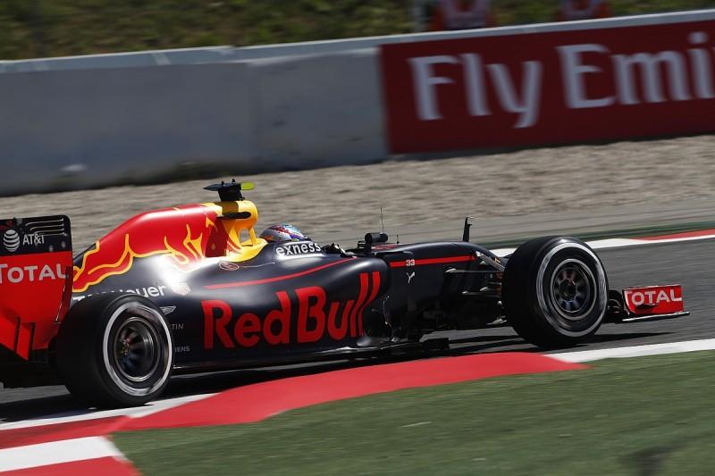 Red Bull F1 recruit Verstappen not yet on the limit in new car
