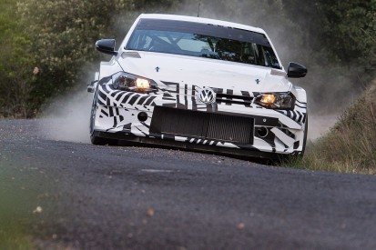 Germany debut likely for Volkswagen's new Polo GTI R5 WRC car