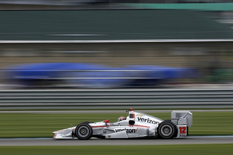 Power leads Penske IndyCar 1-2-3 in GP of Indianapolis practice