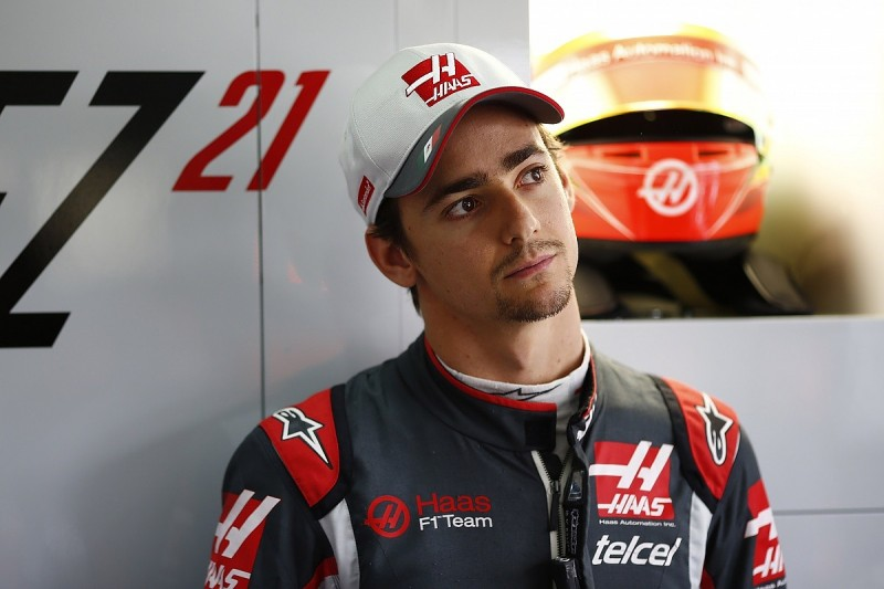 Haas F1 problems make Esteban Gutierrez 'look very bad'