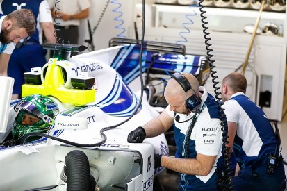 Felipe Massa a 'remarkable' reference for Williams F1 team in 2017