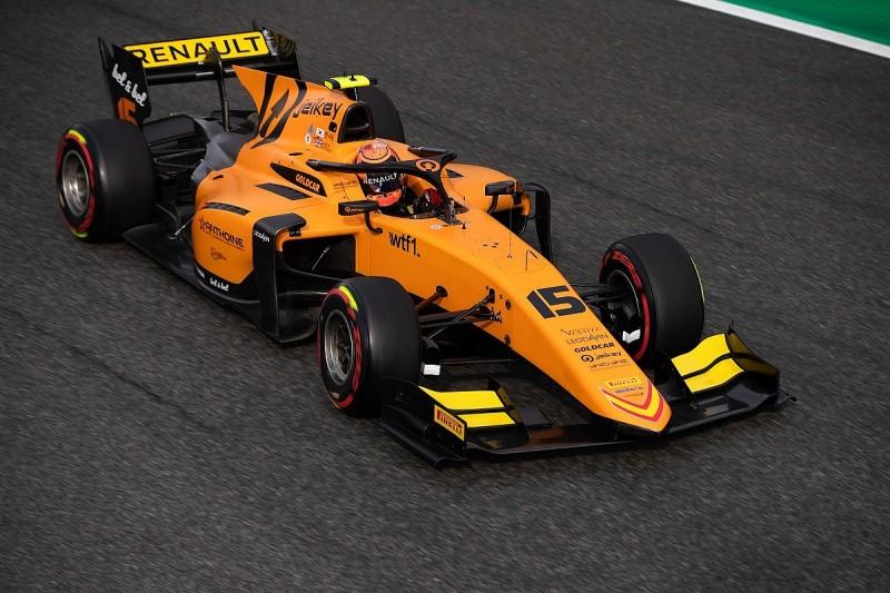"Aitken admits ""dangerous"" F2 Monza weaving was a ""bit naughty"""