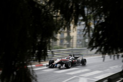 George Russell fastest, Alessio Lorandi on Pau Grand Prix pole