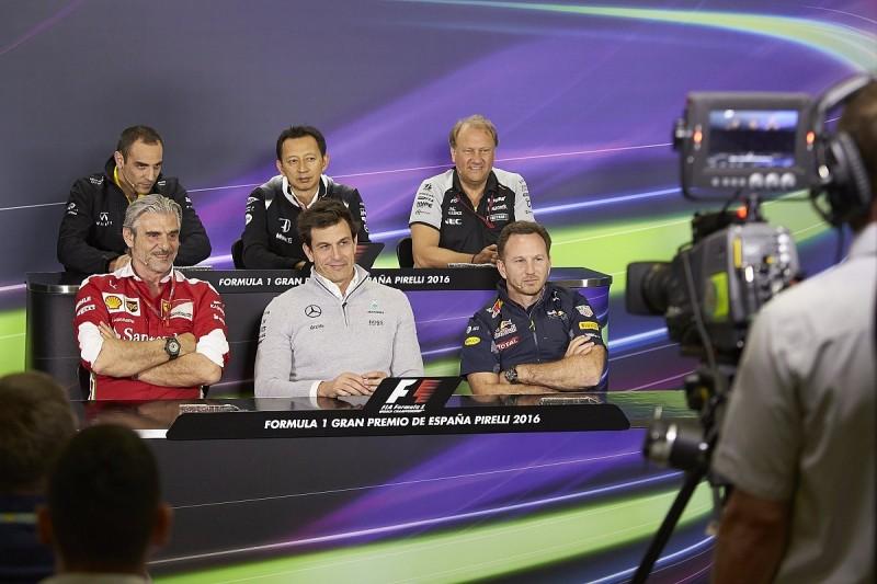 Spanish GP Friday press conference full transcript