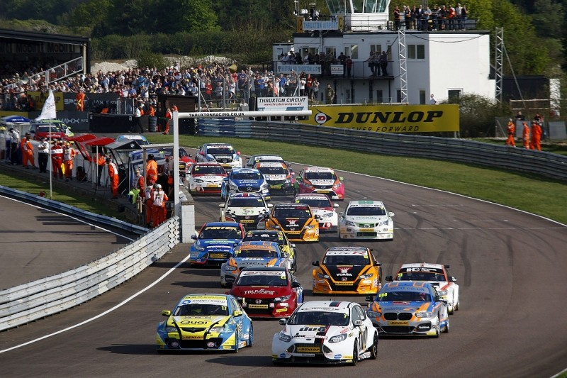 BTCC Thruxton: Inside the series' weekend of Dunlop tyre dramas